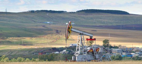 Нефть Brent прицелилась