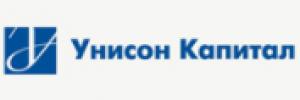 Логотип Унисон Капитал