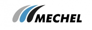 Логотип Мечел
