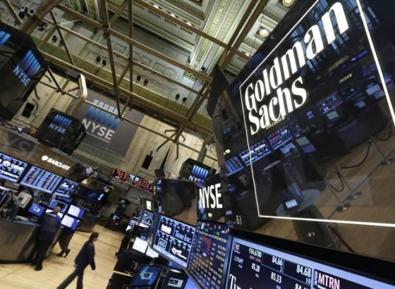 Goldman Sachs ухудшает