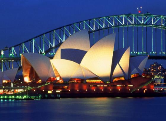 В Австралии впервые