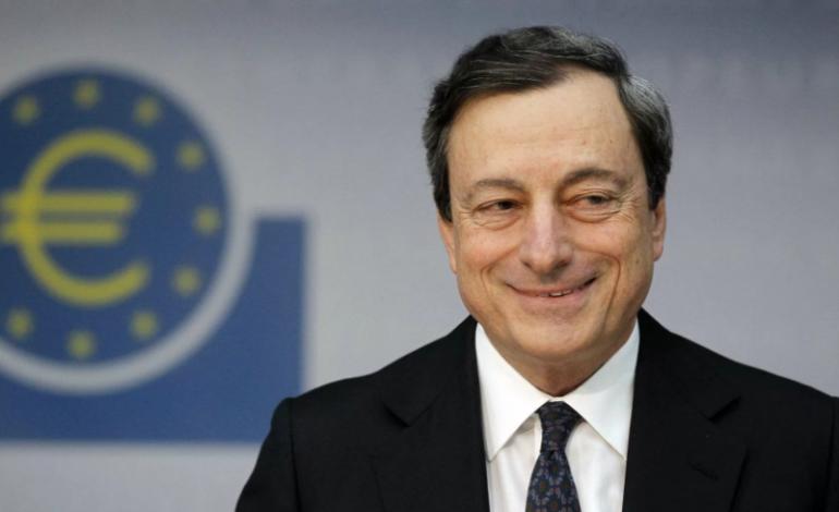 Марио Драги - глава ЕЦБ,