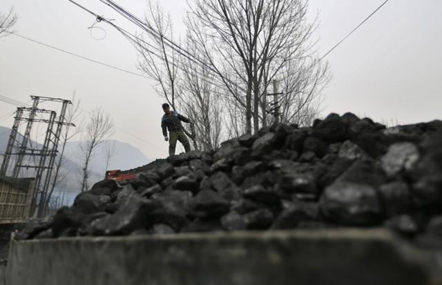 Китай импортировал уголь