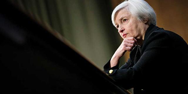 Йеллен: ФРС могла дать