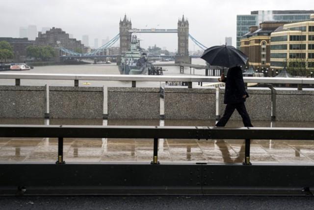 Безработица в Британии в
