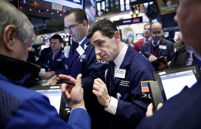 Dow Jones достиг рекорда