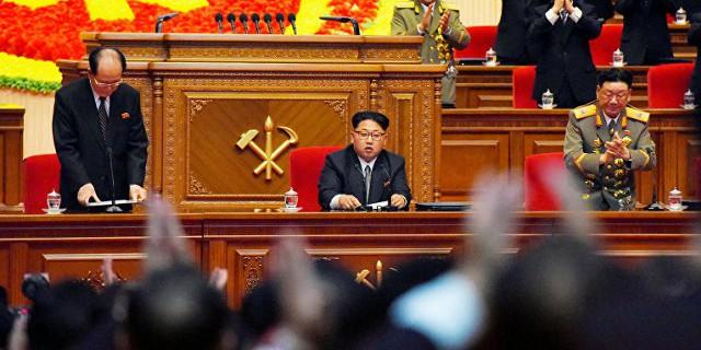 Китай лишил КНДР