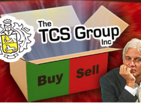 Акции TCS Group. Стоит
