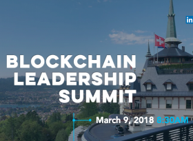 Blockchain Leadership