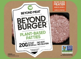 Акции Beyond Meat упали
