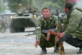 Жители Южной Осетии
