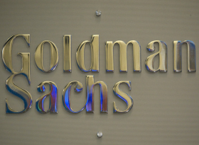 Акции Goldman Sachs все