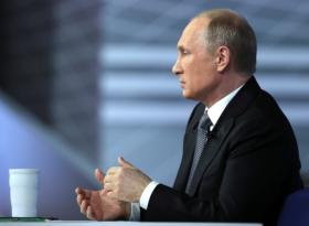 Bloomberg: Путин