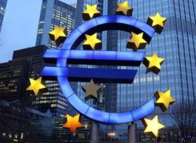 Евро ускорился за счет