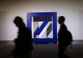 США оштрафовали Deutsche