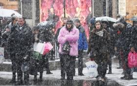 Непогода в Британии
