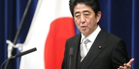 Рейтинг Синдзо Абэ упал
