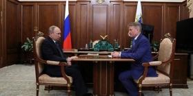 Греф сообщил Путину