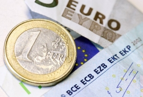 Евро упал до минимума за