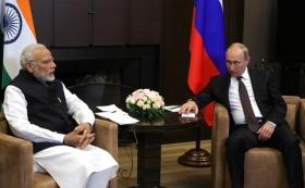 Россия и Индия обсуждают