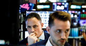 Рынок акций США упал