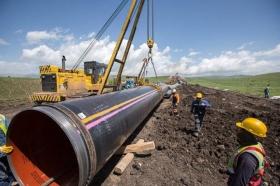Газопровод TANAP попал в