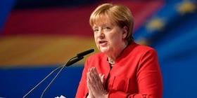 Меркель приветствовала