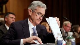 Глава ФРС Пауэлл