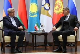 ЕАЭС и Иран в 2019 году