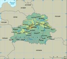 ВВП Белоруссии вырос в