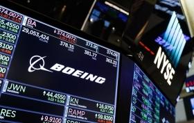 Акции Boeing снизились