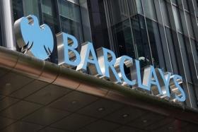 Чистая прибыль Barclays