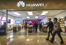 Huawei увеличила