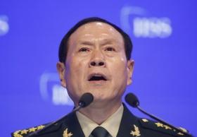 Министр обороны Китая