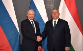 Россия и Венгрия