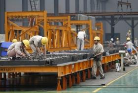Производство стали в