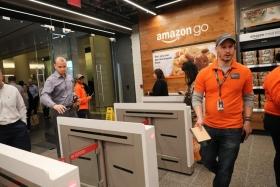 Amazon создает систему