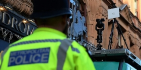 Британская полиция будет