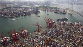 Экспорт Гонконга в