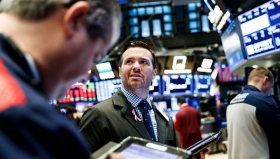Торги на биржах в США