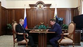 Путин поручил приступить