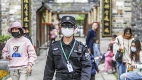 Китайских охранников