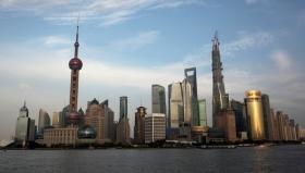Шанхай опередил Гонконг