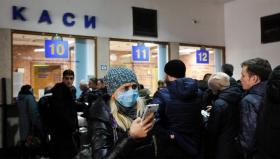 Украина переживает