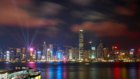 ВВП Гонконга упал в I