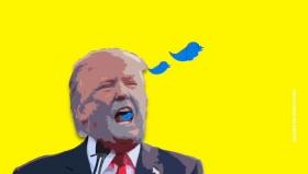 Twitter бурно