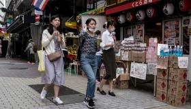 Безработица в Японии