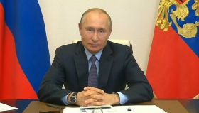 Путин: в нацплан